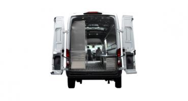 cargo van cabinets