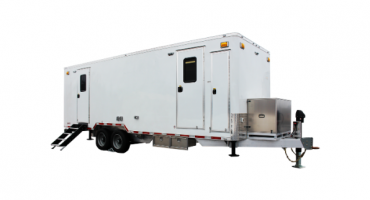exterior cabinets for vans and trailers