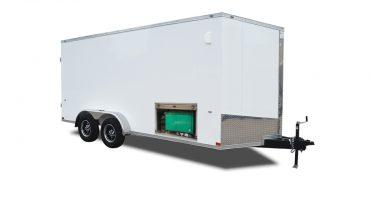 Trailer Exterior Storage