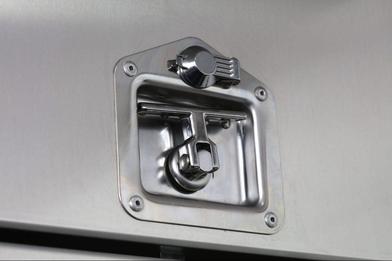 EZ STAK Locking Mechanism