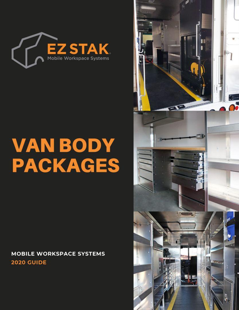 EZ STAK Van Body Packages Brochure