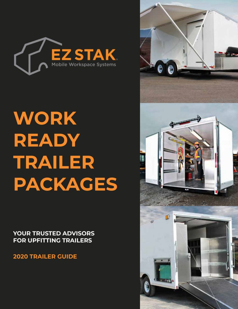 EZ STAK Work Ready Trailer Packages