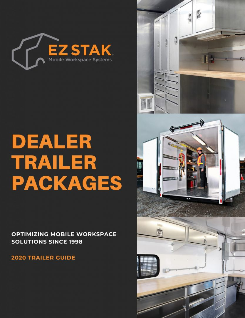 EZ STAK Dealer Trailer Packages Brochure