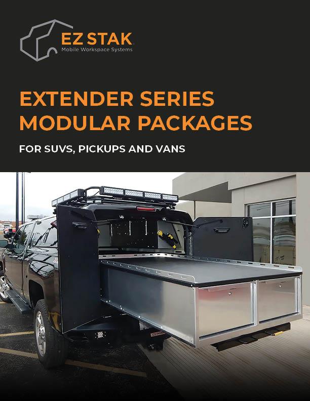 EZ STAK Extender Series Modular Packages Brochure