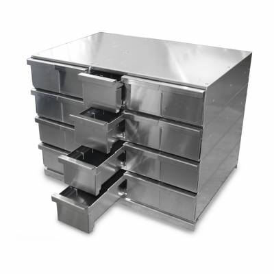 Modular drawer unit