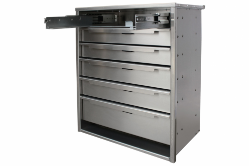 Heavy-Duty Removable Drawer