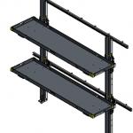Folding Shelf MR-60-16-100