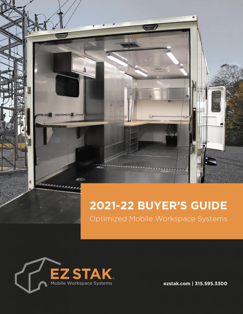 EZ STAK Buyers Guide Brochure